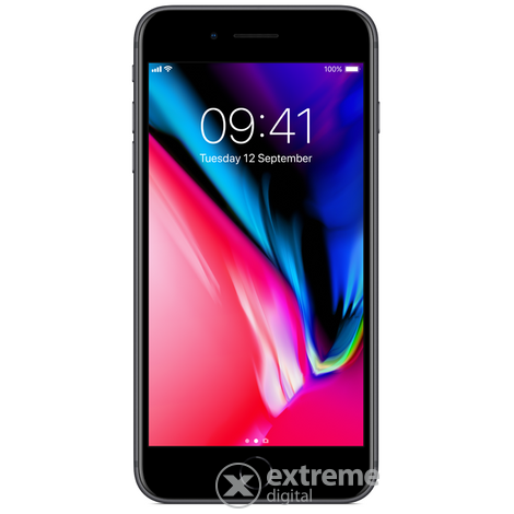 Apple iPhone 8 Plus 64GB (mq8l2gh/a), astrogray