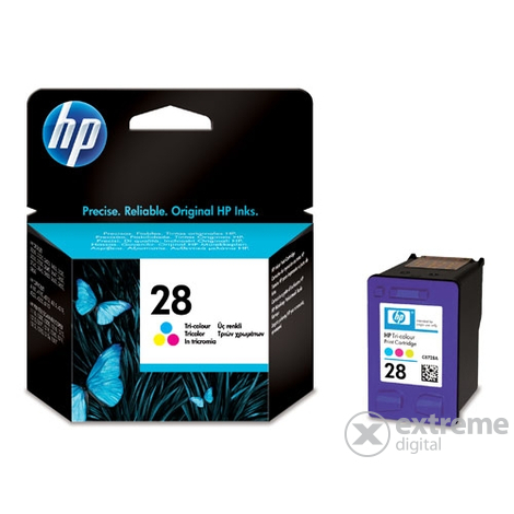HP 28 (C8728AE) cartuş color