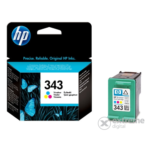 Тонер касета HP 343 (C8766EE) tri-color цветна