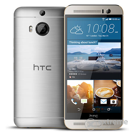 HTC One M9+ 32GB LTE, Silver Gold (Android)