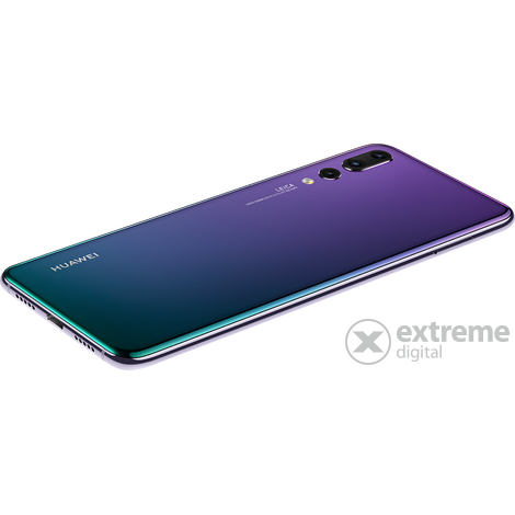 Huawei P20 Pro Dual SIM kártyafüggetlen okostelefon 29f2c26b95