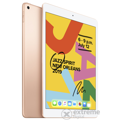 "Tableta Apple iPad 7 (2019) 10.2"" Wi-Fi 128GB, auriu (mw792hc/a)"