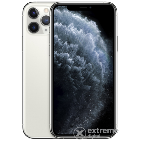 Apple iPhone 11 Pro 512GB (mwce2gh/a), ezüst
