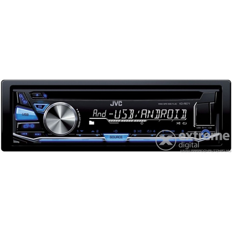 JVC KD-R571 CD/USB radio