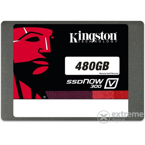 "Kingston 480GB SATA3 2,5"" 7mm (SV300S3B7A/480G) Upgrade Kit SSD"