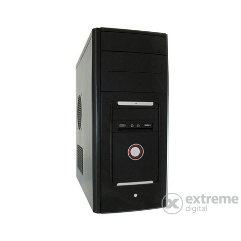 Carcasă PC LC Power Case-Pro-933B Midi LC600H-12 600W