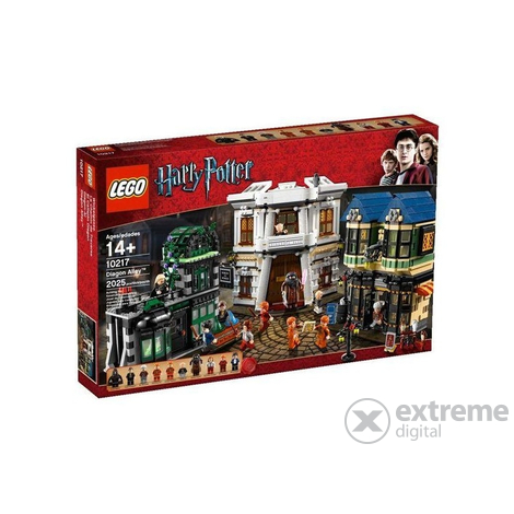 LEGO Harry Potter - 10217 Diagon Alle
