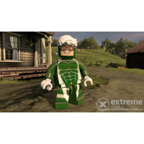 Warner Bros Interact LEGO Marvel`s Avengers PC játékszoftver