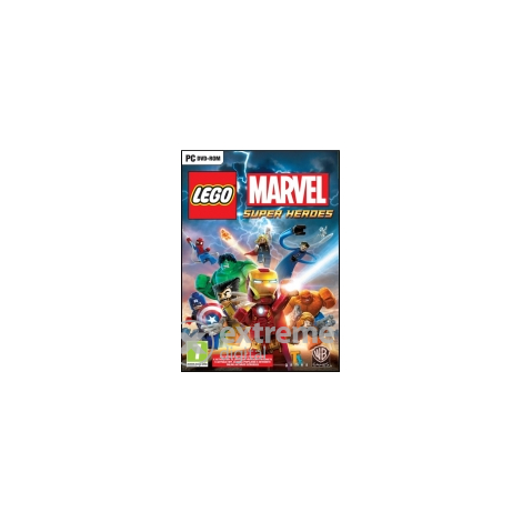 Игра Lego Marvel Super Heroes за PC