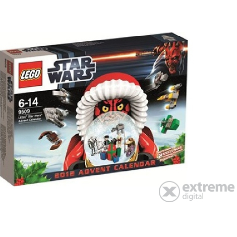 lego star wars adventni kalendar LEGO Star Wars™ Adventní kalendář (9509) | Extreme Digital lego star wars adventni kalendar
