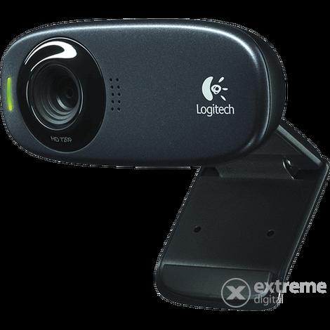 Logitech C310 HD webkamera (960-000637) | Extreme Digital