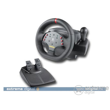 Logitech MOMO Racing Force (PC)