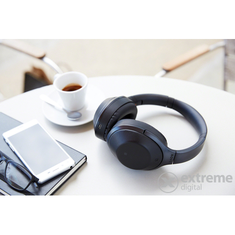sony mdr1000xb bluetooth kopfh rer schwarz extreme digital. Black Bedroom Furniture Sets. Home Design Ideas
