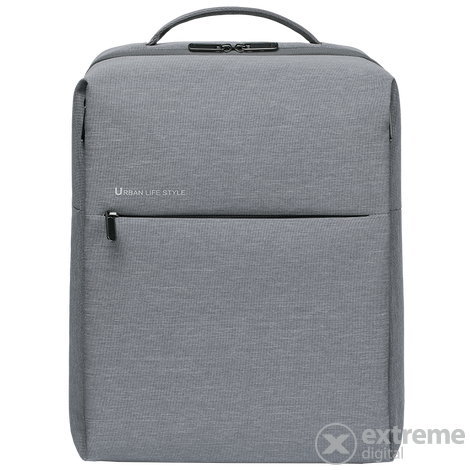Xiaomi Mi City Backpack 2 notebook hátizsák, világosszürke