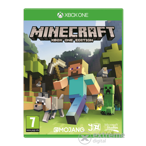 Microsoft Xbox One S 1TB All Digital játékkonzol + Minecraft + Sea of Thieves + Fortnite játékszoftver