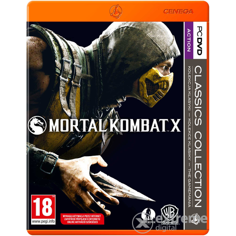 CC Mortal Kombat X (Classic Collection) Edition PC