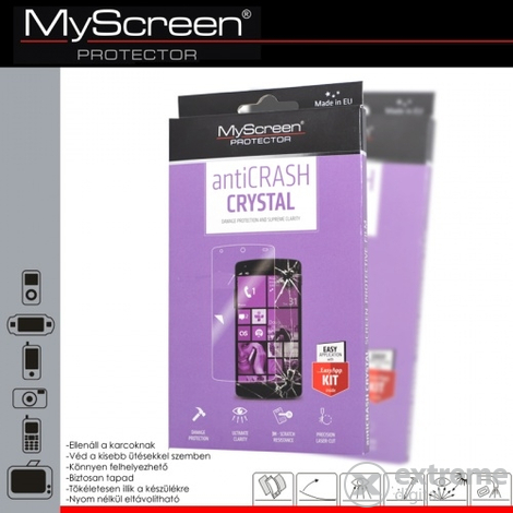 Защитно фолио Myscreen за CAT S50, Anti crash