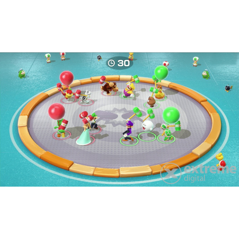 Nintendo Switch Super Mario Party Spielsoftware