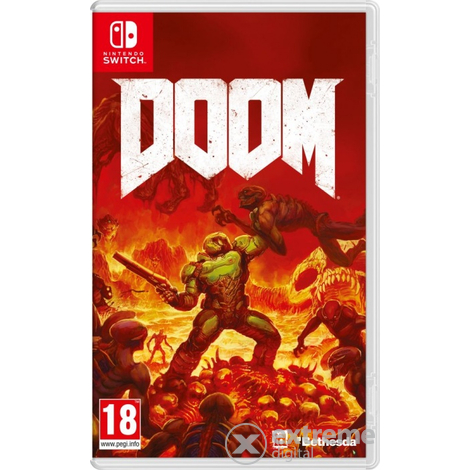 Doom Nintendo Switch Spiel