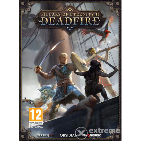 Pillars Of Eternity 2: Deadfire PC játékszoftver
