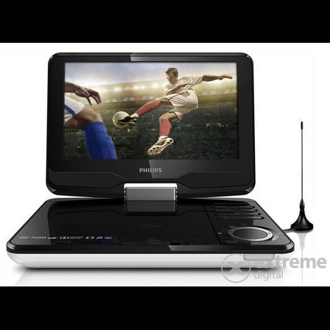 e54de832b5ad1 Philips PD9015 Prenosný DVD prehrávač s TV Tunerom | Extreme Digital