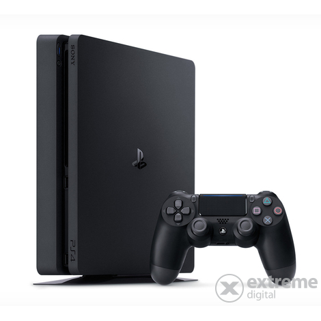 PlayStation® PS4 Slim 1TB konzola + Spider-Man hra
