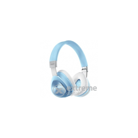 Rapoo S700 Bluetooth headset (BT 4.1, NFC), син