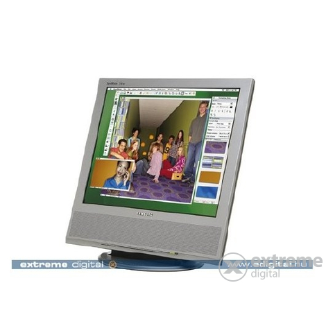 Samsung 710MP LCD monitor