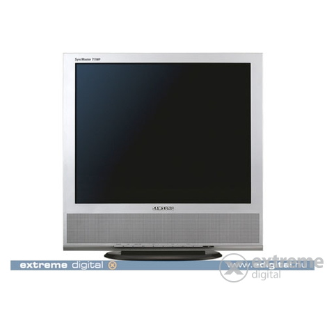 Monitor TFT-LCD Samsung 711MP 17""
