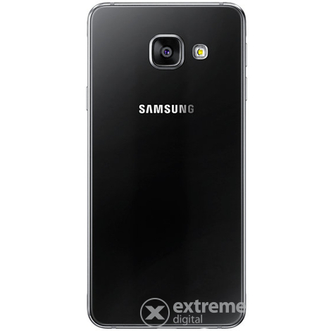 smartphone samsung a310 galaxy a3 2016 black android extreme digital. Black Bedroom Furniture Sets. Home Design Ideas