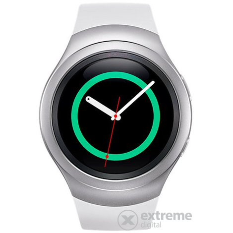 Часовник Smartwatch Samsung Gear S2, цвят: сребрист