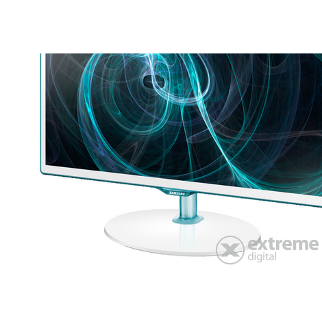 a794abaa3 Samsung T24D391EW LED Televízny monitor biely | Extreme Digital