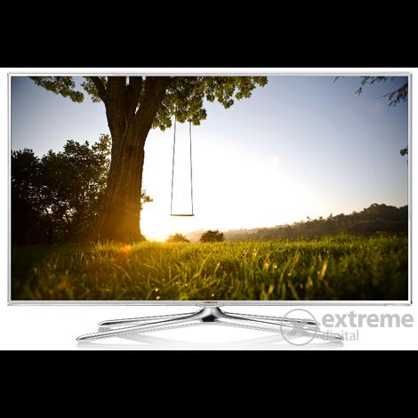 1670ab87f Samsung UE46F6510SSXXH 3D SMART LED Televízor + 2ks 3D okuliare, biely