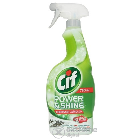Cif Zsíroldó spray (750ml)