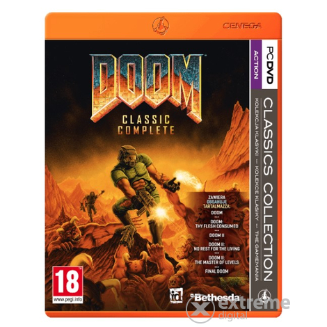 Doom Classic Complete (Classic Collection) за PC