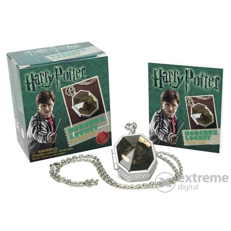 Harry Potter: Locket Horcrux Kit & Sticker Book