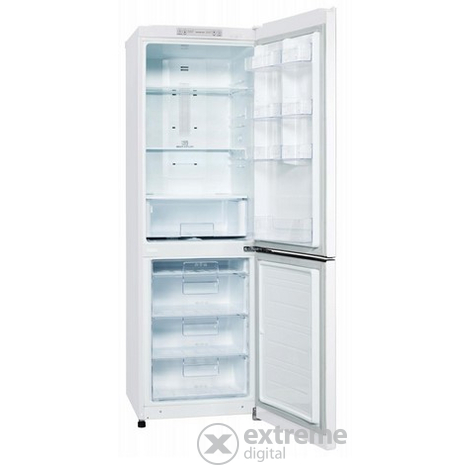 332978e96f LG GBB329SWJZ alulfagyasztós hűtőszekrény, fehér A++ Total No Frost ...