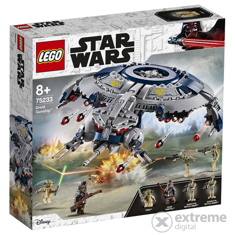 LEGO® Star Wars™ Droid Gunship™ 75233