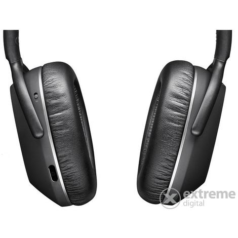 sennheiser pxc 550 noise cancelling wireless kopfh rer. Black Bedroom Furniture Sets. Home Design Ideas