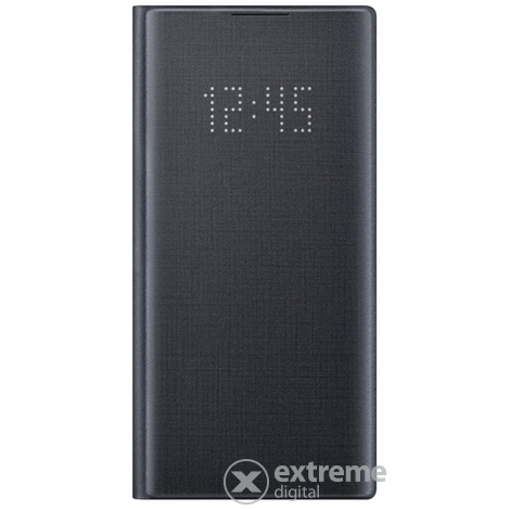 Samsung Galaxy Note 10 LED cover, fekete