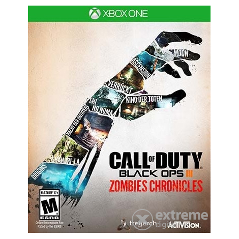 Call of Duty Black Ops 3 - Zombies Chronicles Edition Xbox One