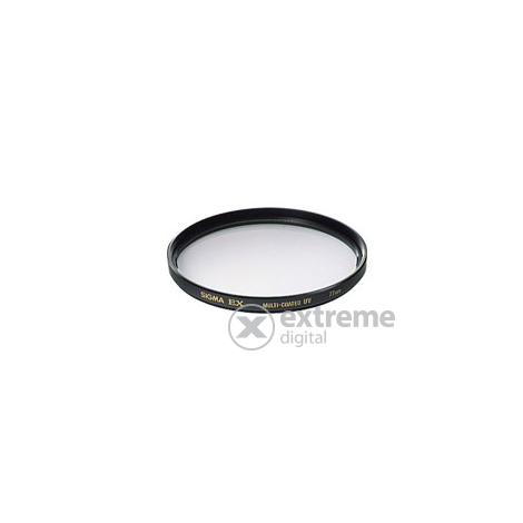 Sigma EX DG MC UV filter 55mm