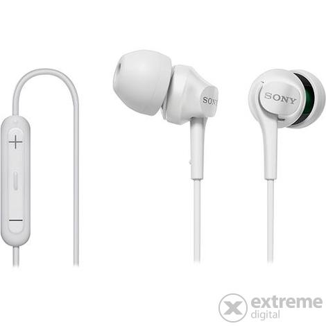 Sony MDREX100IPW fülhallgató iPhone iPod iPad készülékhez bbdb2d1018