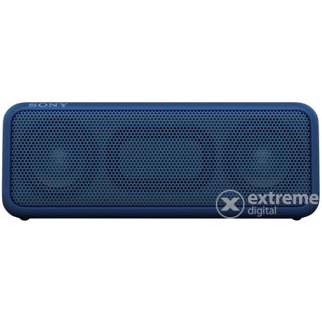 sony srsxb3l eu8 tragbarer lautsprecher ohne kabel mit bluetooth technologie blau extreme. Black Bedroom Furniture Sets. Home Design Ideas