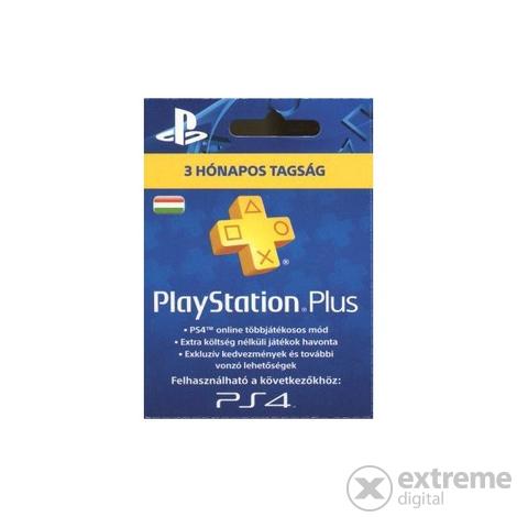 Playstation Karte.Playstation Plus 90 Tage Abonnement Karte Extreme Digital