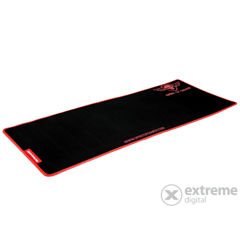 Mousepad Spirit of Gamer Victory Red XXL, negru-rosu
