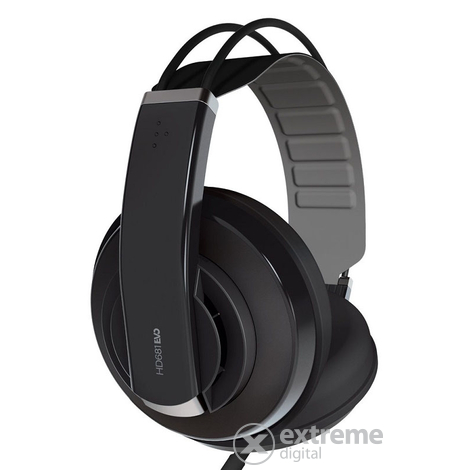Слушалки SUPERLUX HD681 EVO BK