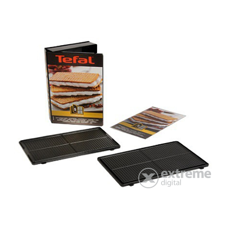 Tefal XA800512 Snack Collec Waffers Box Snack Collection cserélhető sütőlap - Ostya