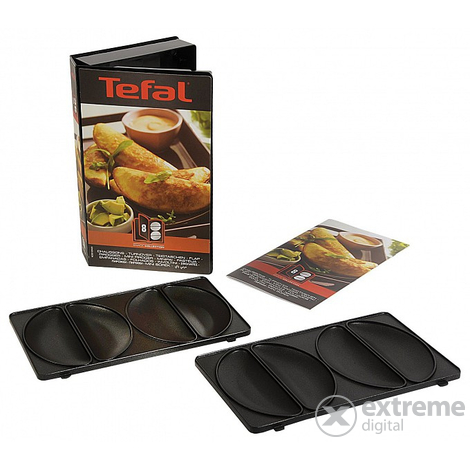 Tefal XA800812 Snack Collection Club zamjenjive ploče - pie