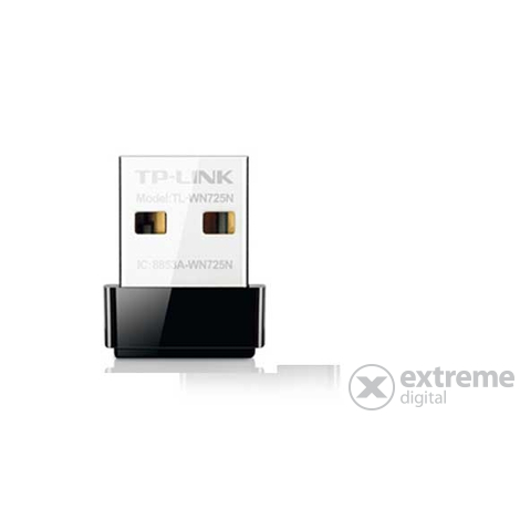 TP-LINK TL-WN725N 150M Wireless USB adapter NANO